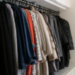 【服の収納】色別ディスプレイ方式が探しやすい!
