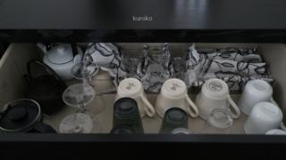 我が家の収納【食器】①グラス・カップ