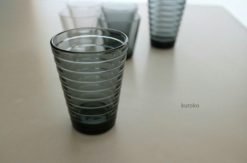 イッタラのグラスのアイノアールト