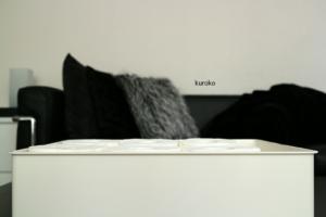 インボックスに収納したトイレットペーパーの画像