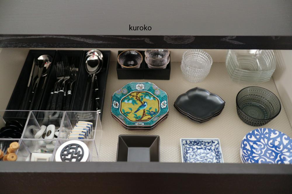 カトラリーと小皿・小鉢の収納