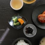 【豆皿と豆鉢】小さいけど食卓をキリッと引き締めてくれる器