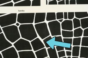 コンビニのコピーで作るポスターの画像