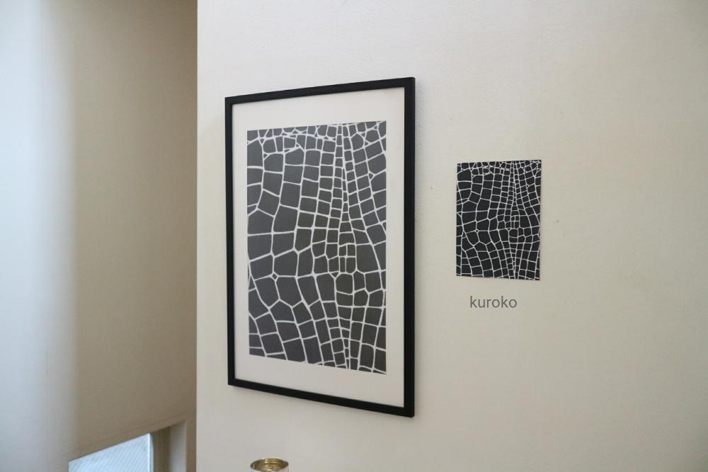 原版とポスターサイズの比較画像