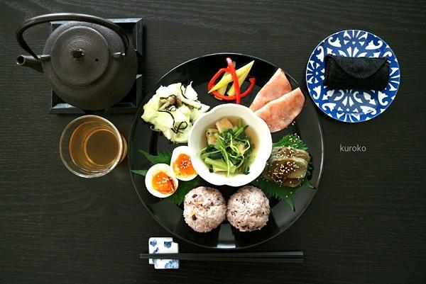 ワンプレート朝食の画像