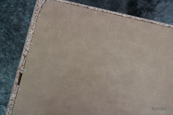 イケアmalmチェスト裏側の画像