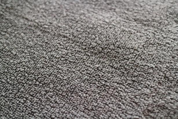 ニトリのハンドタオル細部の画像