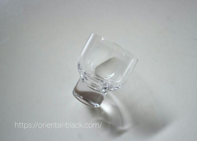 韓国KOSNEYで購入したグラスの画像