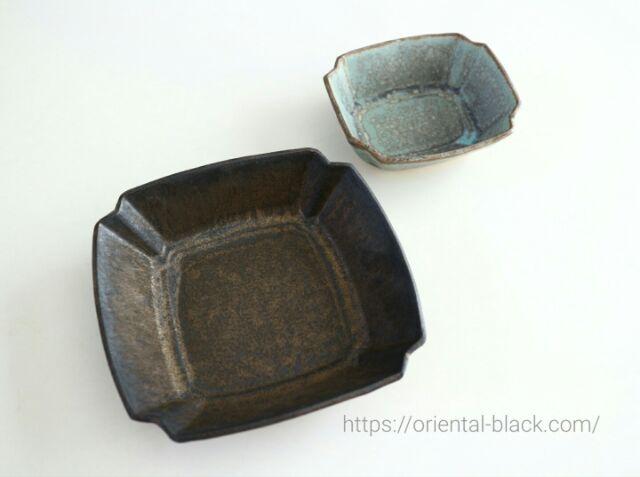 五条坂陶器まつりで購入した堂本正樹さんの器の画像
